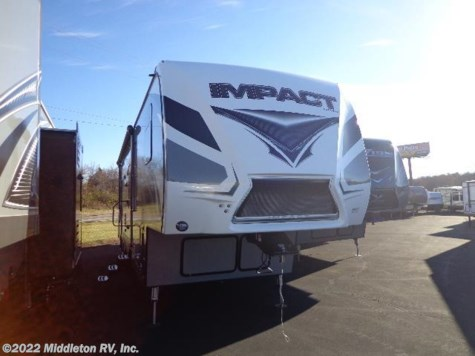 New 2017 Keystone Impact 351 For Sale by Middleton RV, Inc. available in Festus, Missouri