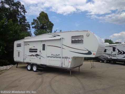 2005 Forest River Flagstaff Super Lite/Classic  8528BHSS