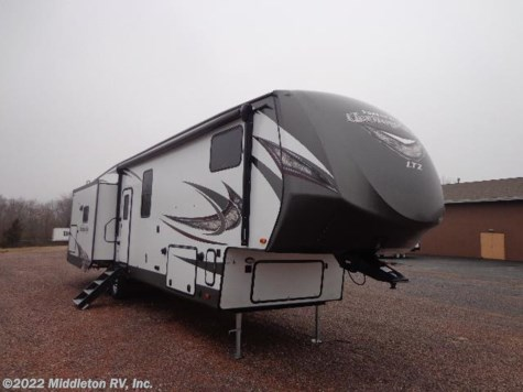 2018 Forest River Wildwood Heritage Glen LTZ  370BL