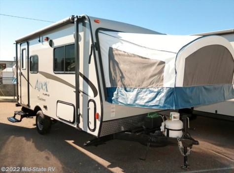 2016 Coachmen Apex Nano  15X