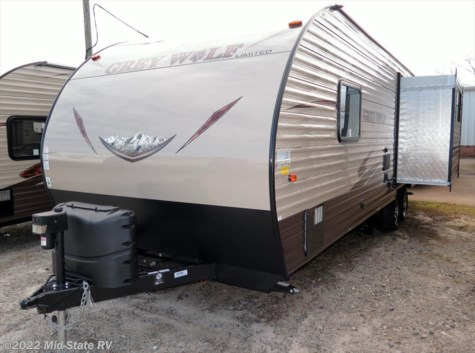 2016 Forest River Cherokee Grey Wolf  24RK