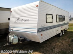 Used 2000  Coachmen Catalina Lite 249QB by Coachmen from Mid-State RV Center in Byron, GA