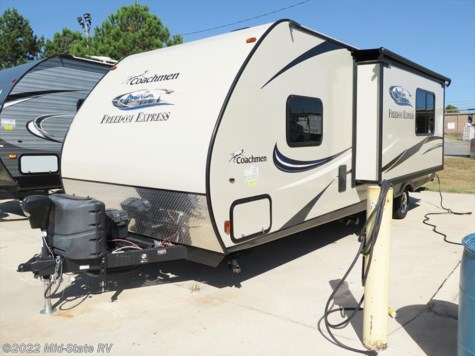 2016 Coachmen Freedom Express LTZ  246RKS
