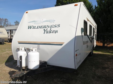 2004 Fleetwood Wilderness Yukon  829S