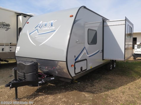 Model New Travel Trailer  2017 Coachmen Apex 212RB
