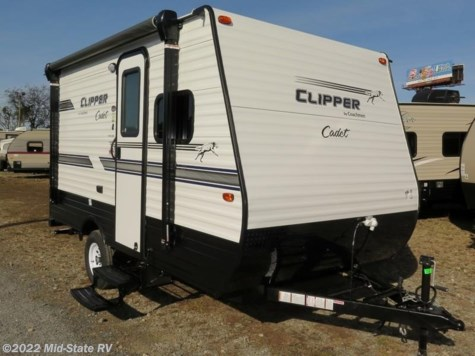 New 2018 Coachmen Clipper Ultra-Lite 16CBH For Sale by Mid-State RV available in Byron, Georgia
