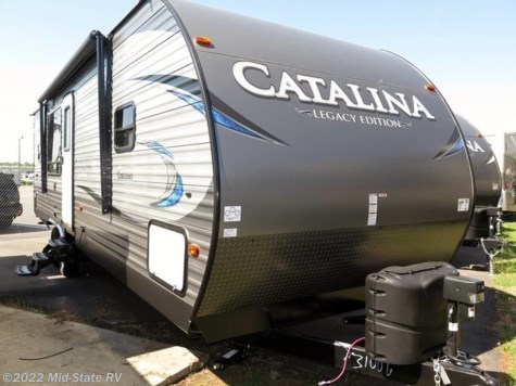 New 2018 Coachmen Catalina Legacy Edition 283RKS For Sale by Mid-State RV available in Byron, Georgia
