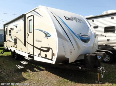 New 2019 Coachmen Freedom Express Liberty Edition 281RLDSLE For Sale by Mid-State RV available in Byron, Georgia