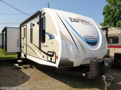 New 2019 Coachmen Freedom Express Liberty Edition 293RLDSLE For Sale by Mid-State RV available in Byron, Georgia