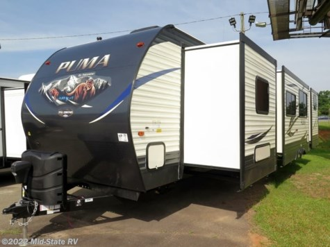 New 2019 Palomino Puma 32-RBFQ For Sale by Mid-State RV available in Byron, Georgia