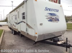 Used 2007  Keystone Sprinter 311 BHS WITH HEATED UNDERBELLY by Keystone from Art's RV Sales & Service in Glen Ellyn, IL
