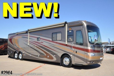 New 2009 Beaver Contessa RV  (Milan) Bath & 1/2 - W/4 Slides For Sale by Motor Home Specialist available in Alvarado, Texas