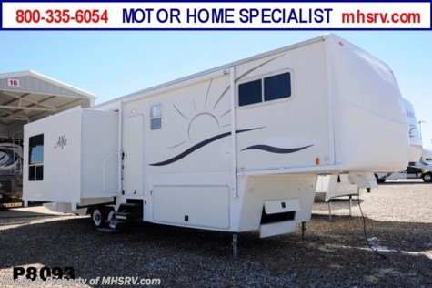 Used 2005 Alfa See Ya (35RLIK) W/3 Slides Used RV for Sale For Sale by Motor Home Specialist available in Alvarado, Texas