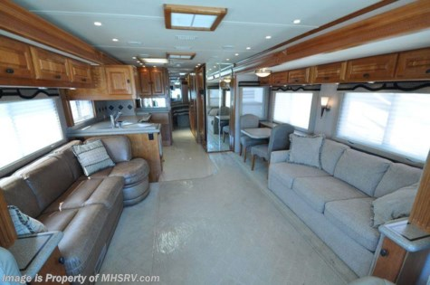 Used 2004 Monaco Dynasty 42 Diamond Tag w/4 slides For Sale by Motor Home Specialist available in Alvarado, Texas