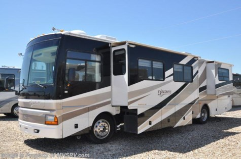Used 2003 Fleetwood Discovery RV  w/ 3 slides For Sale by Motor Home Specialist available in Alvarado, Texas