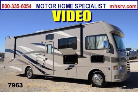 7963 2014 thor motor coach a c e 30 2 bunk house w for Motor home specialist inc alvarado texas