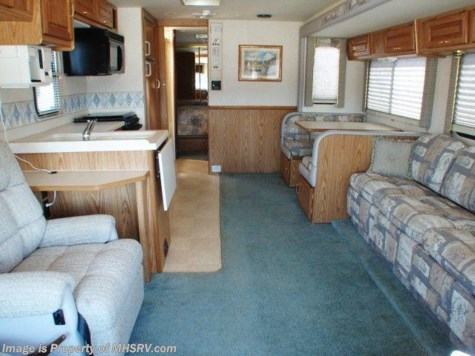 Used 2002 National RV Sea Breeze 35' W/2 Slides For Sale by Motor Home Specialist available in Alvarado, Texas
