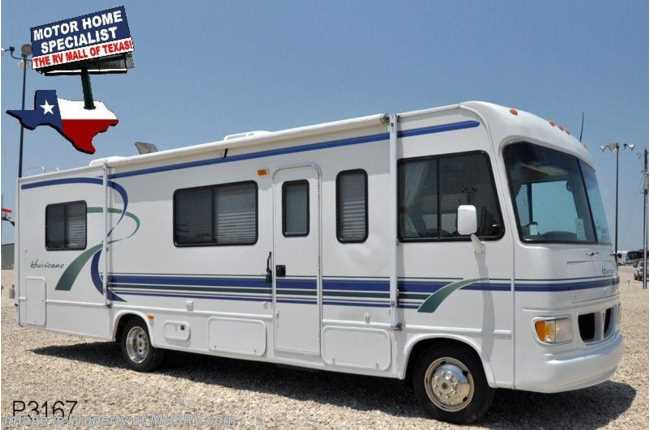 Used 1998 four winds international hurricane for Class a rv height