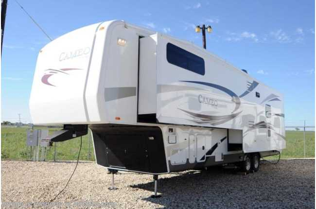 Full Wall Slide Dry Bath Camper: Used 2011 Carriage Cameo