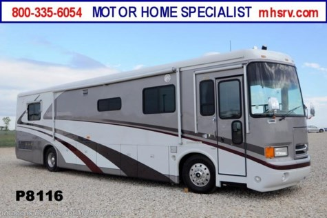 Used 1998 Newmar London Aire W/Slide Used RV for Sale For Sale by Motor Home Specialist available in Alvarado, Texas