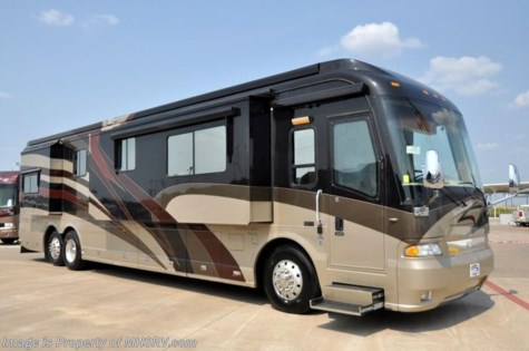 Used 2006 Country Coach Magna W/4 Slides (630) Texas For Sale by Motor Home Specialist available in Alvarado, Texas
