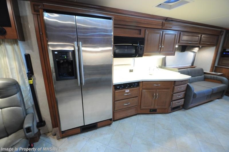 2010 Fleetwood Rv Discovery 40x Front Kitchen W Outside