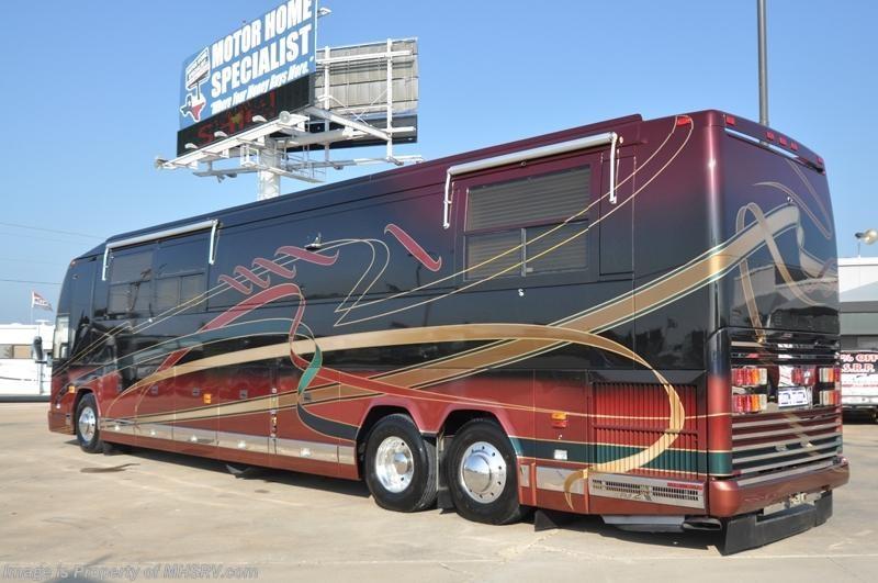 Used Motorhomes For Sale Texas >> 2001 Prevost RV H3-45 Country Coach Used RV for Sale for Sale in Alvarado, TX 76009 | 3228 ...