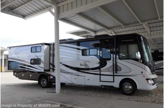 Used 2012 fleetwood bounder classic for Class a rv height