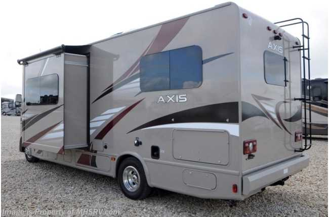 New 2015 Thor Motor Coach Axis