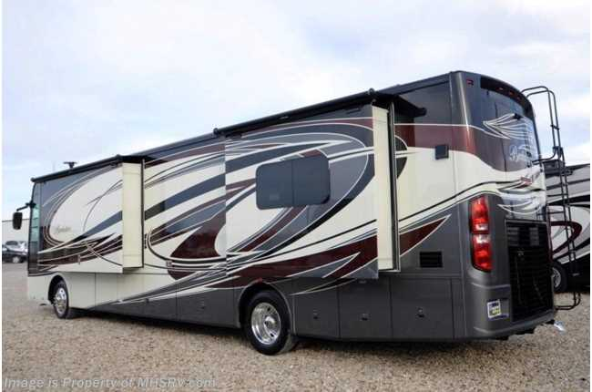 Unique New 2014 Forest River Berkshire 400QL60 W4 Slides 360HP Res Fridge