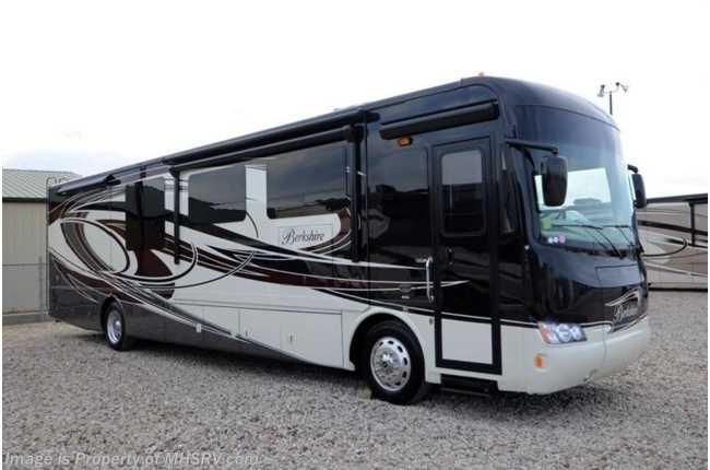 Innovative New 2014 Forest River Berkshire 400QL60 W4 Slides 360HP Res Fridge