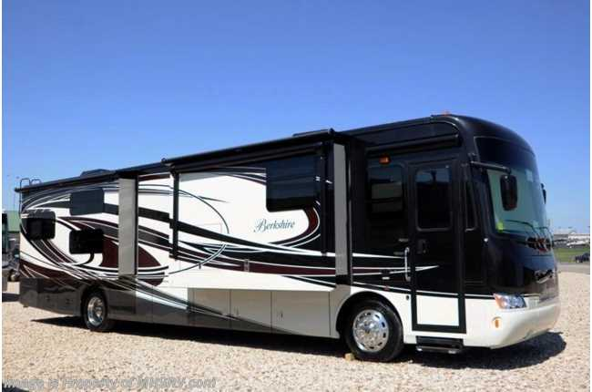 Perfect New 2014 Forest River Berkshire 400BH60 Bunks 360HP Res Fridge GPS