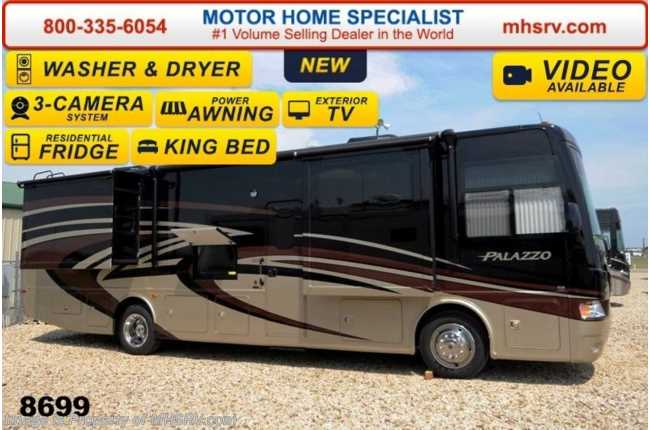 New 2015 Thor Motor Coach Palazzo