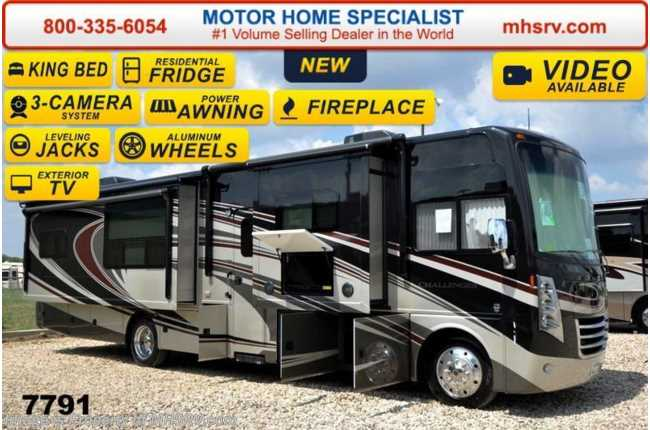 New 2015 Thor Motor Coach Challenger