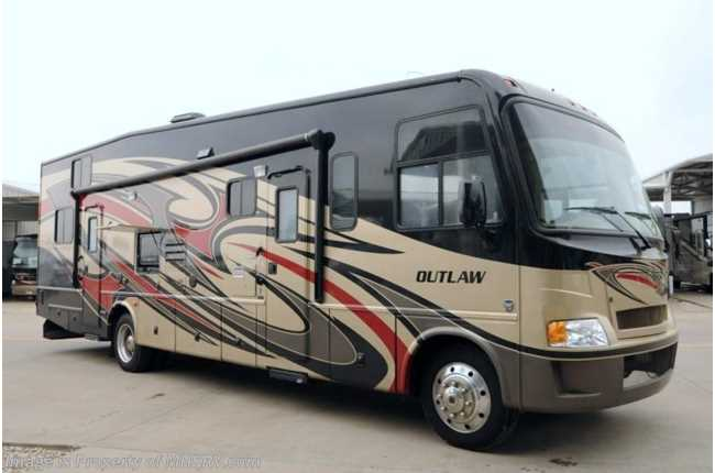 Used 2013 Thor Motor Coach Outlaw