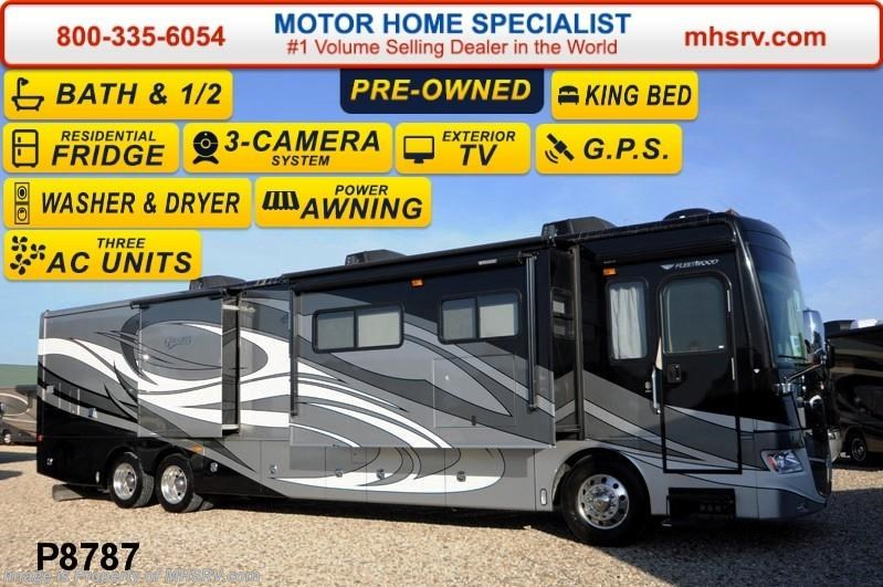 2018 Fleetwood Discovery 42a For Sale