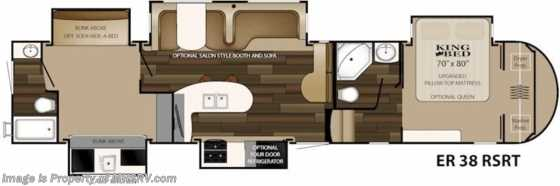 New 2015 heartland rv elkridge for 2 bathroom 5th wheel