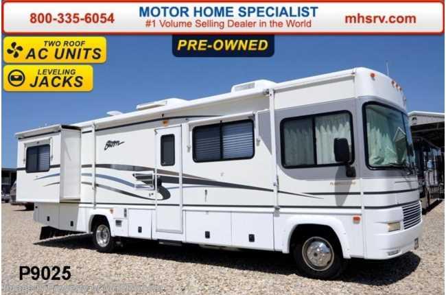 Used 2003 fleetwood storm for Class a rv height