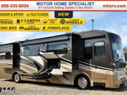 2015 Thor Motor Coach Tuscany XTE 36MQ W/4 Slides, King Bed, Stack W/D, Sofa Sleeper
