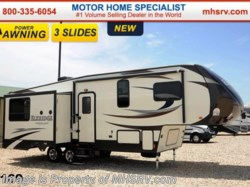 2015 Heartland RV ElkRidge Xtreme Light E289 W/3 Slide & Upgraded A/C