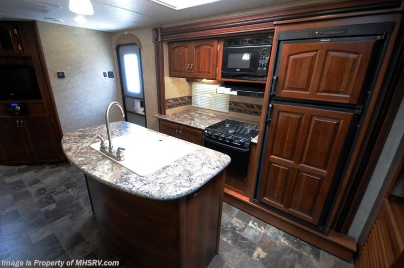 2014 Forest River RV Tracer Bunk House W/Outside Kitchen ...