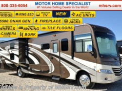 2015 Coachmen Encounter 36BH W/3 Slides, King, Res. Fridge, Tile, Bunk Bed