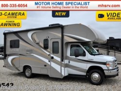 2015 Thor Motor Coach Four Winds 22E W/Heated Tanks, 3 Cams & Pwr. Awning