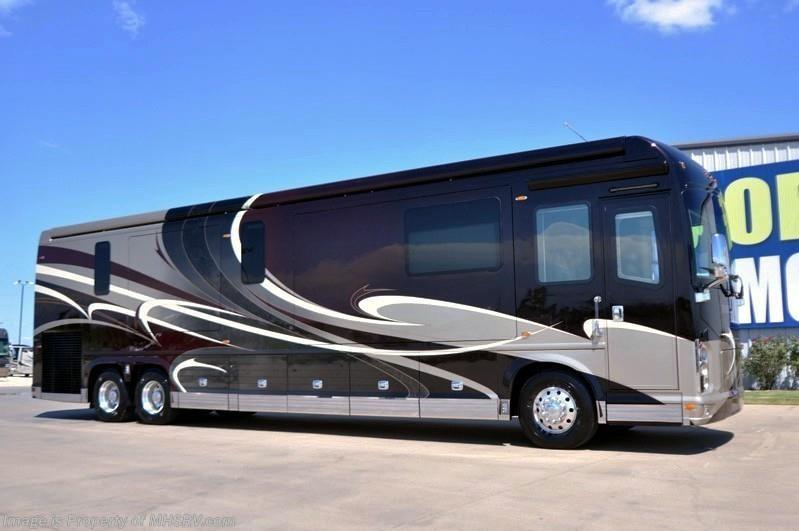 2015 Foretravel Rv Ih 45 Luxury Motor Coach Mhs Custom