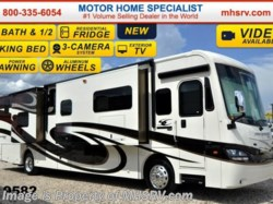 2015 Sportscoach Pathfinder 404RB Bath & 1/2 W/4 Slides, King Bed
