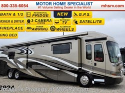 "2015 Entegra Coach Anthem 44B 450HP, Bath & 1/2, Sat, 50"" LED TV, Mobile Eye"