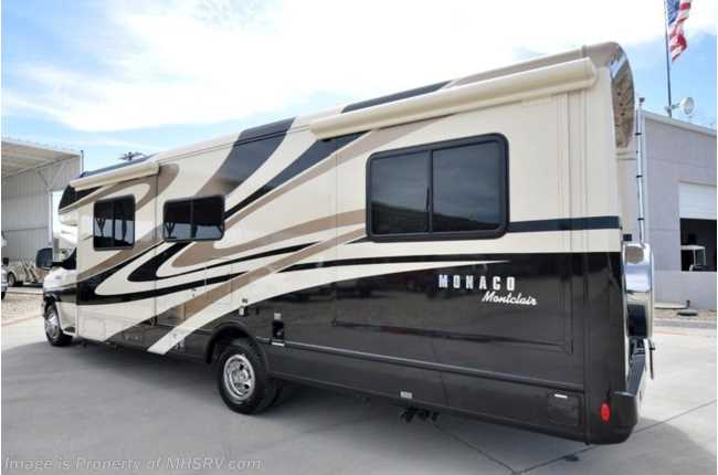 Get 2009 Monaco Montclair W3 Slides 293ts Used Rv For