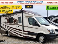 2015 Coachmen Prism 24M Dsl. Gen, 15.0 BTU A/C, 3 Cams, Swivel Seats