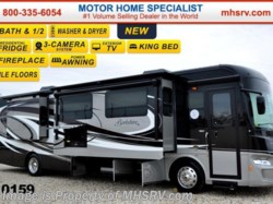 2015 Forest River Berkshire XL 40RB-360 Bath & 1/2, 4 Slides, W/D, Dsl Gen, Ki