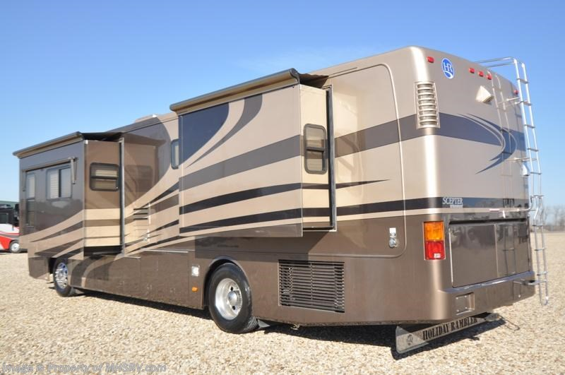 Used 2005 holiday rambler scepter used rvs for Holiday rambler motor homes
